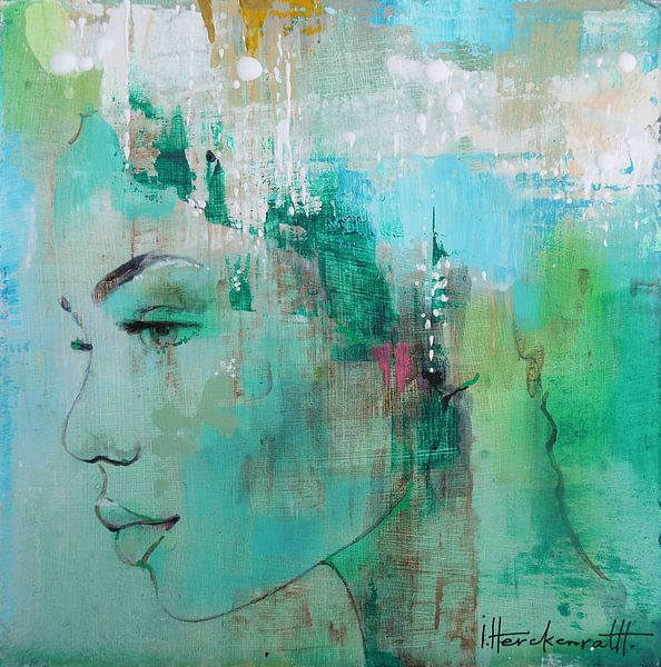 Art face 07 van Atelier Paint-Ing