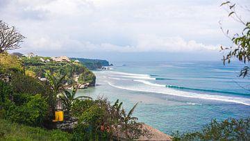 Bingin beach, Bali van
