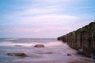 Sfeerplaatje aan de Zeeuwse kust von Deem Vermeulen