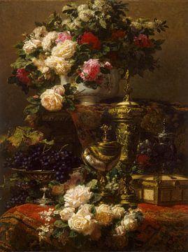 Jean-Baptiste Robie~Blumen und Früchte