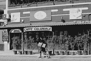 Koloniales Café, Kap Verde von Inge Hogenbijl