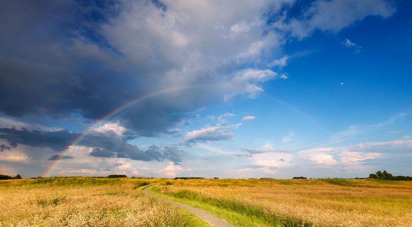 Mijn pad naar de regenboog van Karla Leeftink
