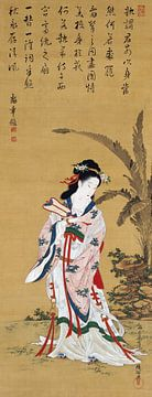 Kubo Shunman. Chinese schoonheid
