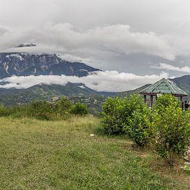 Mount Kinabalu van didier de borle