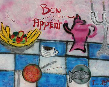 Bon Appetit van