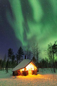 Fins lapland van Luc Buthker