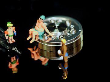 The dataswimmers sur Lex Schulte