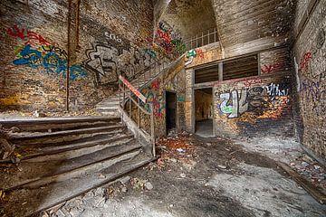 Verlaten Trappenhuis