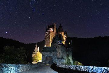 Die schöne Burg Eltz, Deutschland von Dennis Donders