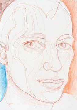 Helder hoofd van ART Eva Maria