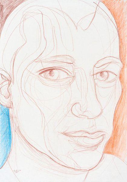 Klarer Kopf von ART Eva Maria