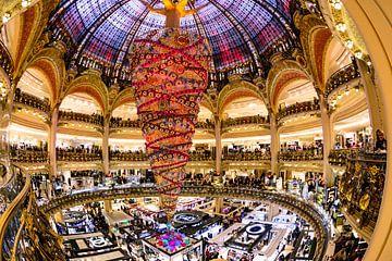 Galeries Lafayette von Ronne Vinkx