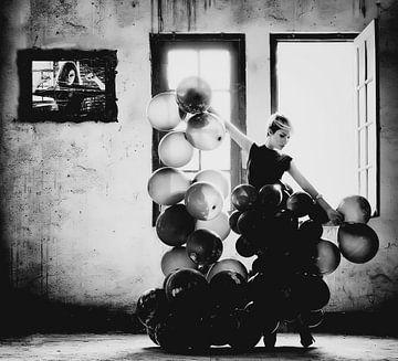 Dansen met eenzaamheid, Yugie Potret van 1x