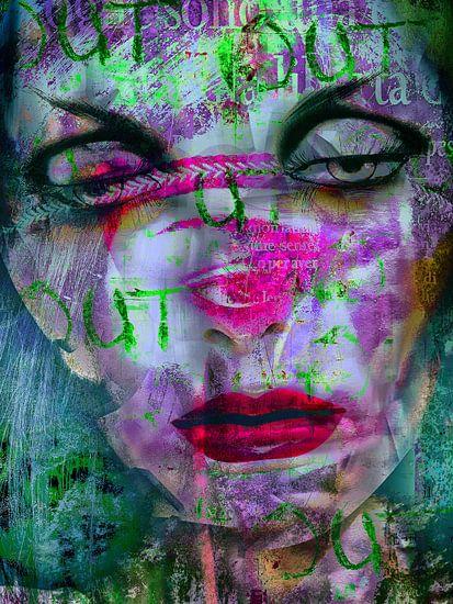 Feeling colorful van Gabi Hampe