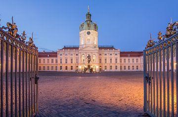 Le château de Charlottenburg sur Sergej Nickel