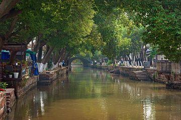Tongli Watertown in China van Anouschka Hendriks