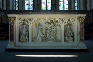 Kirchenaltar von MSP Canvas