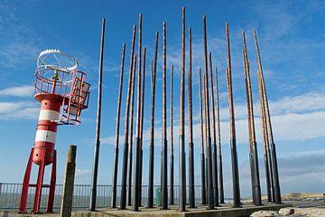 Het Wereld Windorgel in Vlissingen von Judith Cool