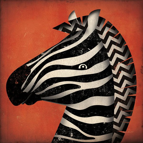 Zebra Wow, Ryan Fowler von Wild Apple