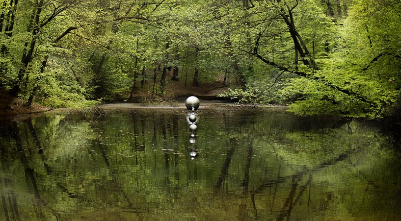Kunst en natuur Sonsbeek sur Jan  Sterken