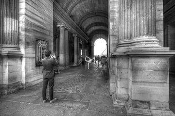 Ballet in the streets van Back2 Nature