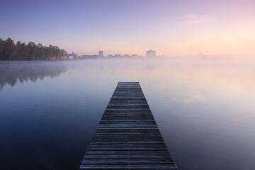Tranquil jetty von