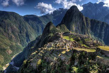 Machu Picchu van Jaap Voets