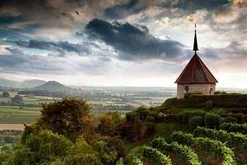 Kapelle in den Weinbergen von Jürgen Wiesler
