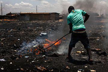 E-Waste in Ghana van Domeine