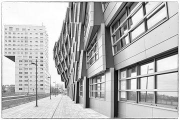 Almere  architectuur van Erika van der Veen