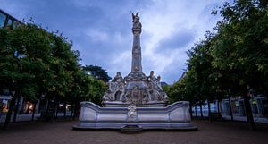 Saint George's Fountain van