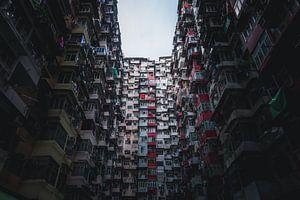 Hong Kong wereldstad van Lukas De Groodt