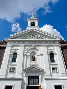 Kerk Haarlem van Bart van Uitert