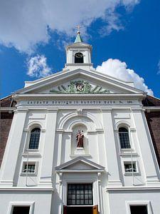 Kerk Haarlem von Bart van Uitert