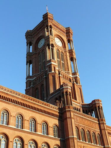 city hall van