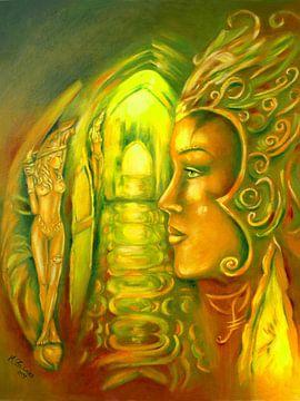 Spiritualität und Kunst von Marita Zacharias