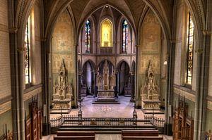 Monestary of the Bright Saint van Nick Raijmakers