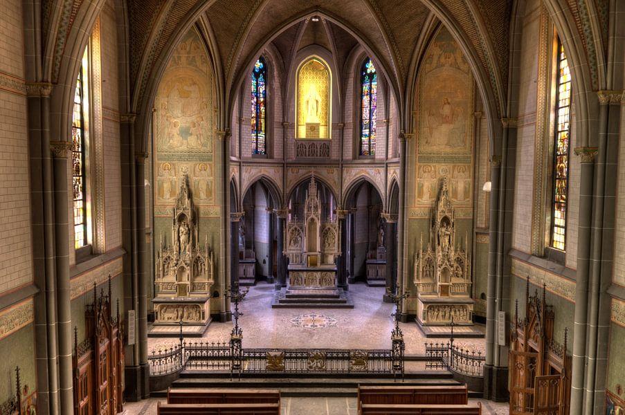 Monestary of the Bright Saint