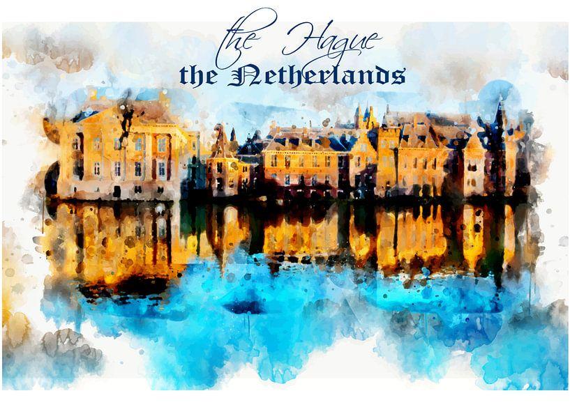 leven in the Hague van Ariadna de Raadt-Goldberg