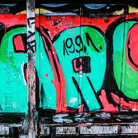 Graffiti von Heiko Westphalen