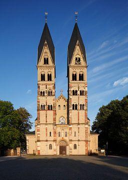 Basilika St. Kastor, Koblenz, Rheinland-Pfalz, Deutschland