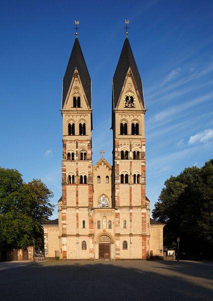 Basilique St. Kastor, Coblence, Rhénanie-Palatinat, Allemagne sur Torsten Krüger