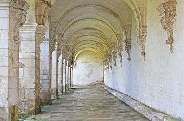 Abtei von Pontigny von Yvonne Blokland