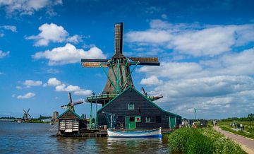 Broyeur hollandais en Hollande sur Hamperium Photography