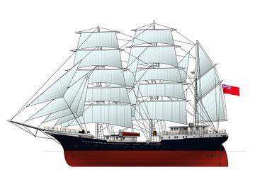 Tenacious van Simons Ships