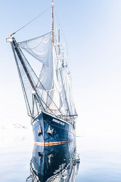 Zeilschip Rembrandt van Rijn van Milene van Arendonk