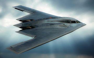 B-2 Spirit bommenwerper USA van Gert Hilbink