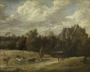 Rückkehr von der Jagd, David Teniers der Jüngere