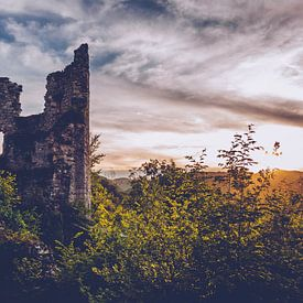 Burgruine Samobor (Kroatien) von Alexander Voss