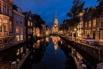 Gouden stad Alkmaar von Costas Ganasos